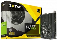 Zotac GeForce GTX1050 Ti 4GB Mini (ZT-P10510A-10L)