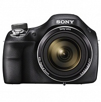 Sony Cyber-Shot DSC-H400 Black
