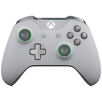 Microsoft Xbox One S Wireless Gamepad Grey-Green (WL3-00061)