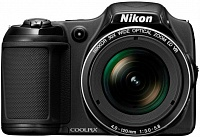Nikon Coolpix L820 Black (eu)