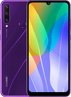 Huawei Y6P 3/64GB Phantom Purple