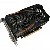 Gigabyte GeForce GTX1050 Ti 4GB OC (GV-N105TOC-4GD)