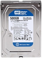 WD 500Gb (WD5000AAKX)